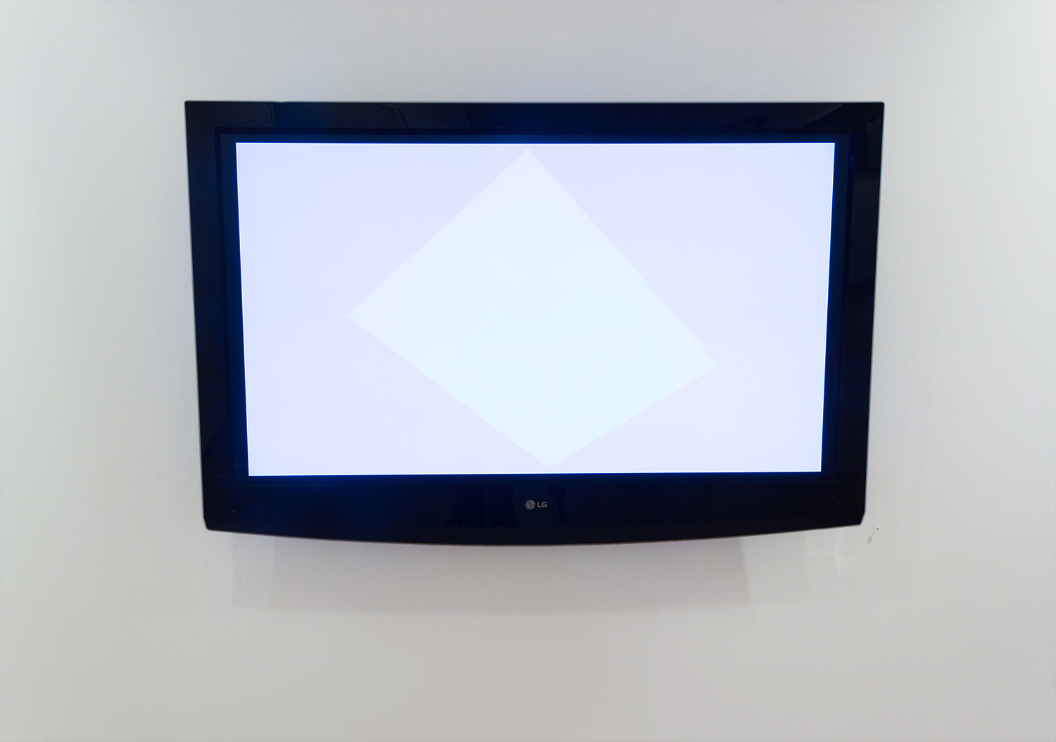 Installation View, Rhombus, 2012, HD Video Still