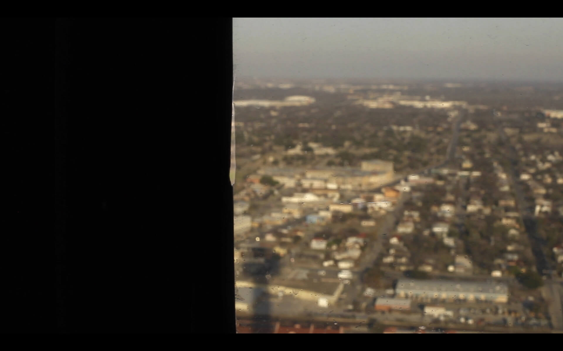 Tower of the Americas,   2014, Video still,  HD video, silent 1 hour, 1 minute; looped